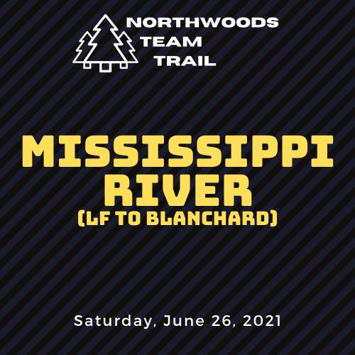NWTT Mississippi River tournament